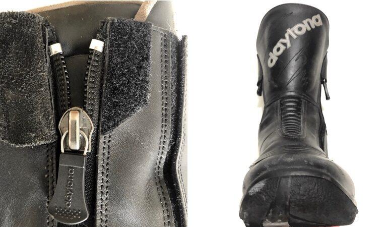 daytona road star gtx boots long term review genxrider. Black Bedroom Furniture Sets. Home Design Ideas